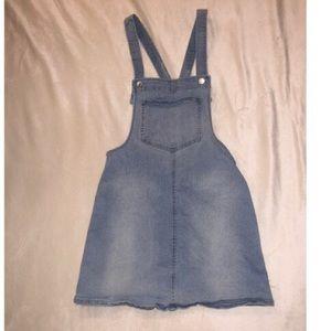 Overall Jean Skirt! ✨